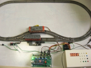 Traindetector